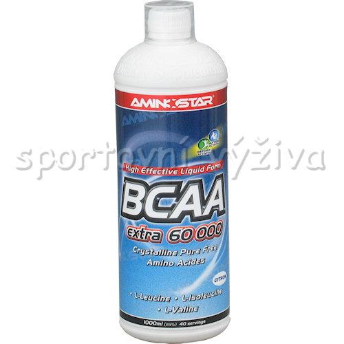BCAA Extra 60000 1000ml-pomeranc