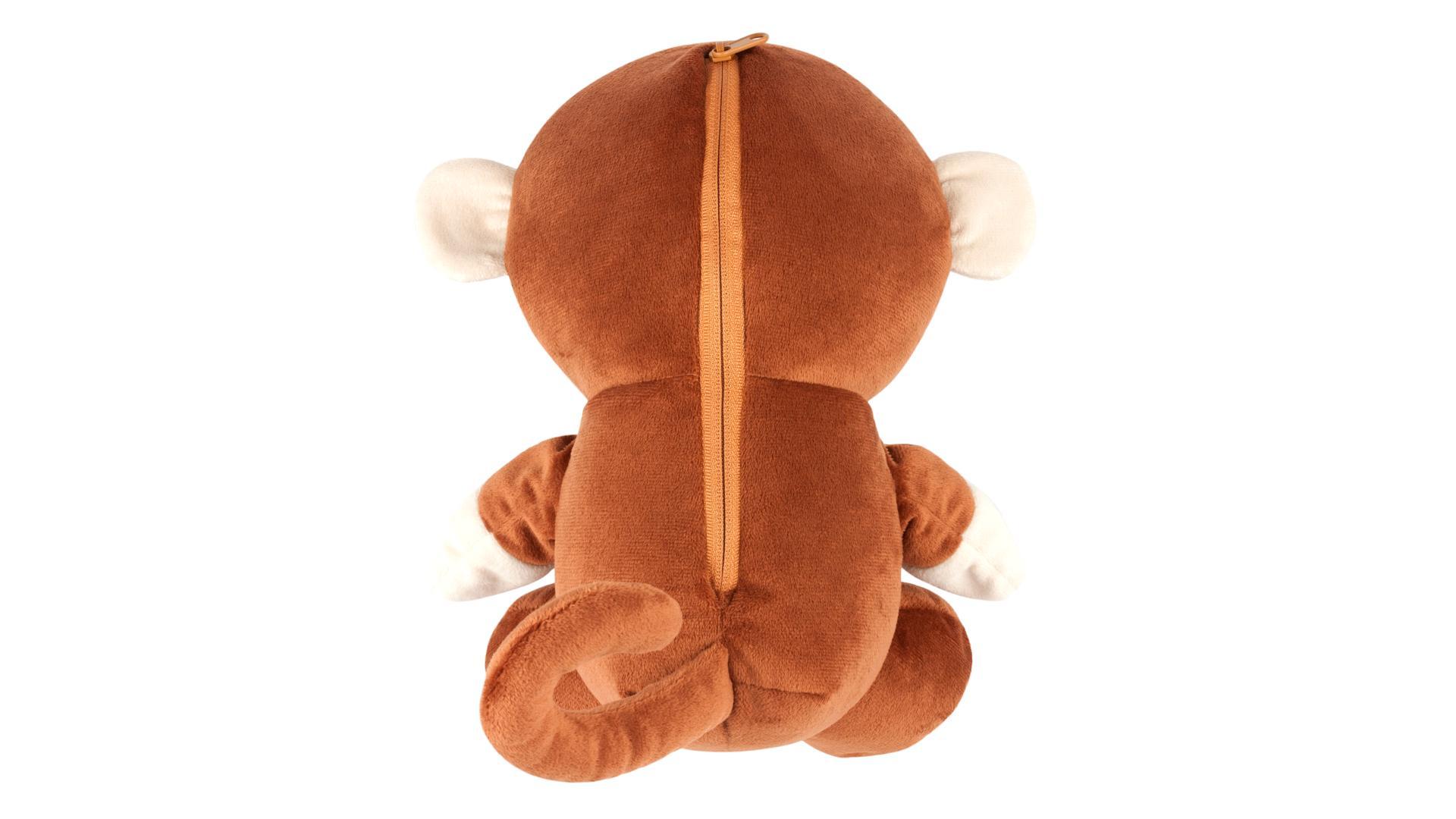 Walser 2in1 Neckroll Monkey brown from 5 years