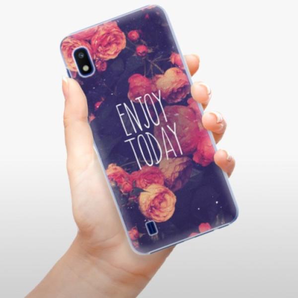 Plastové pouzdro iSaprio - Enjoy Today - Samsung Galaxy A10