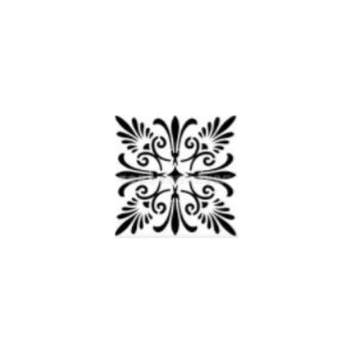 Šablona na malování - ornament