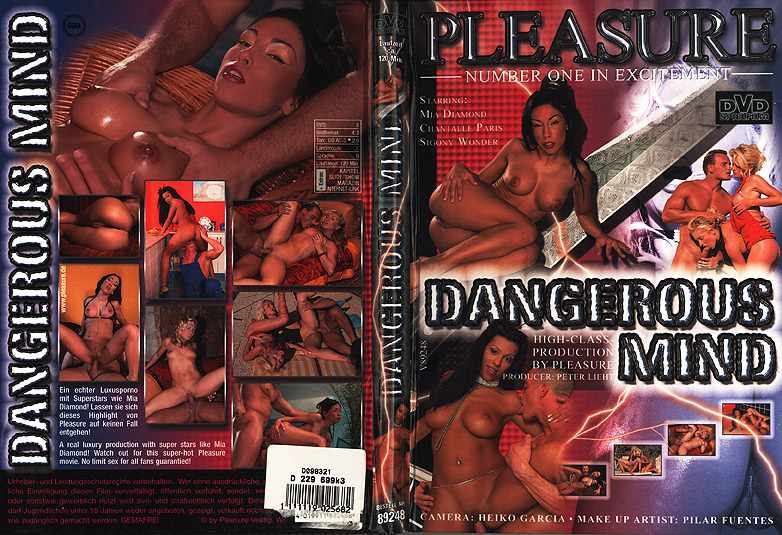 DVD Pleasure, dangerous mind