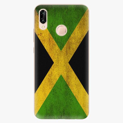Plastový kryt iSaprio - Flag of Jamaica - Huawei P20 Lite