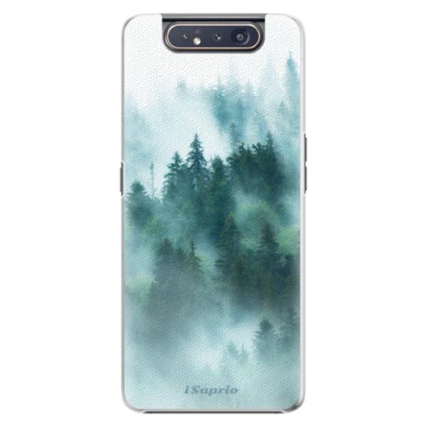 Plastové pouzdro iSaprio - Forrest 08 - Samsung Galaxy A80
