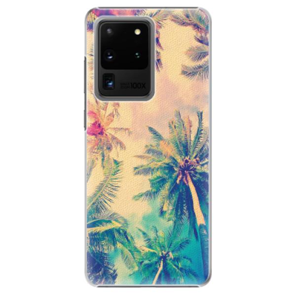 Plastové pouzdro iSaprio - Palm Beach - Samsung Galaxy S20 Ultra