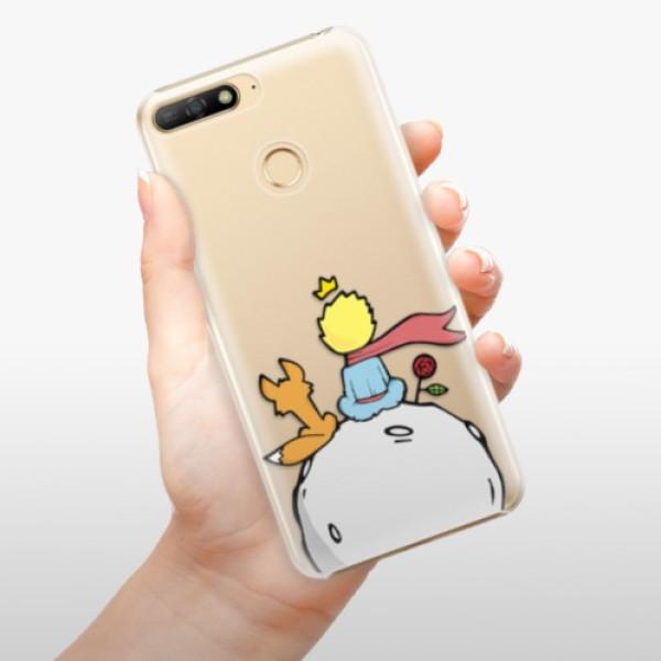 Plastové pouzdro iSaprio - Prince - Huawei Y6 Prime 2018