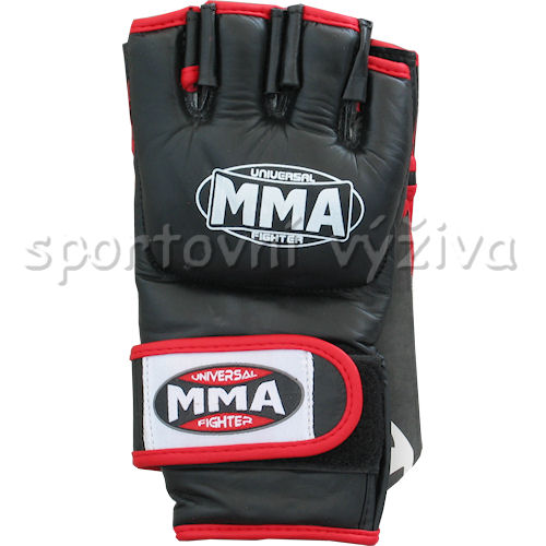 Faito rukavice MMA Fighter - MMA-007-bila-xl