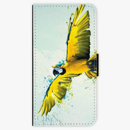Flipové pouzdro iSaprio - Born to Fly - Sony Xperia XZ