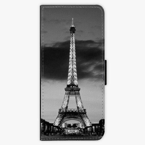 Flipové pouzdro iSaprio - Midnight in Paris - Samsung Galaxy J3