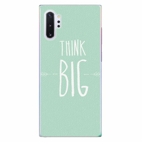 Plastový kryt iSaprio - Think Big - Samsung Galaxy Note 10+