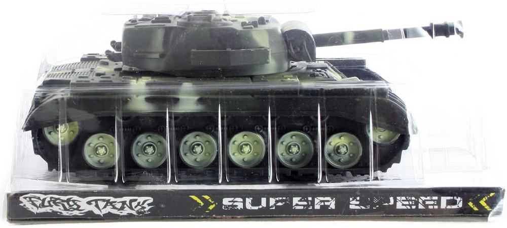 Tank plastový 27cm vojenské vozidlo na setrvačník