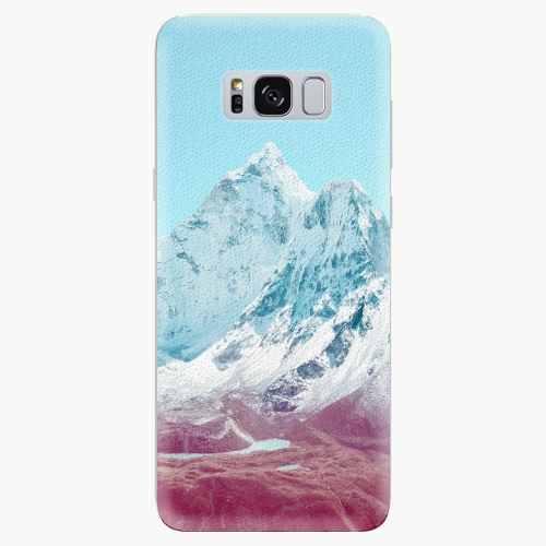 Plastový kryt iSaprio - Highest Mountains 01 - Samsung Galaxy S8 Plus