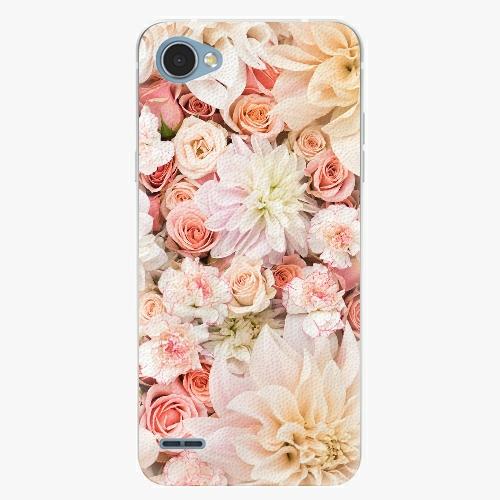 Plastový kryt iSaprio - Flower Pattern 06 - LG Q6