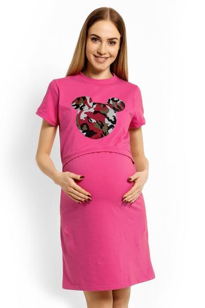 Be MaaMaa Těhotenská, kojící noční košile