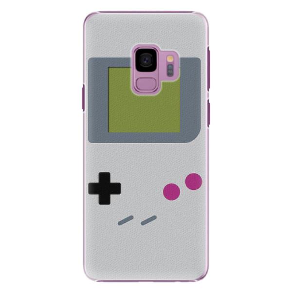 Plastové pouzdro iSaprio - The Game - Samsung Galaxy S9