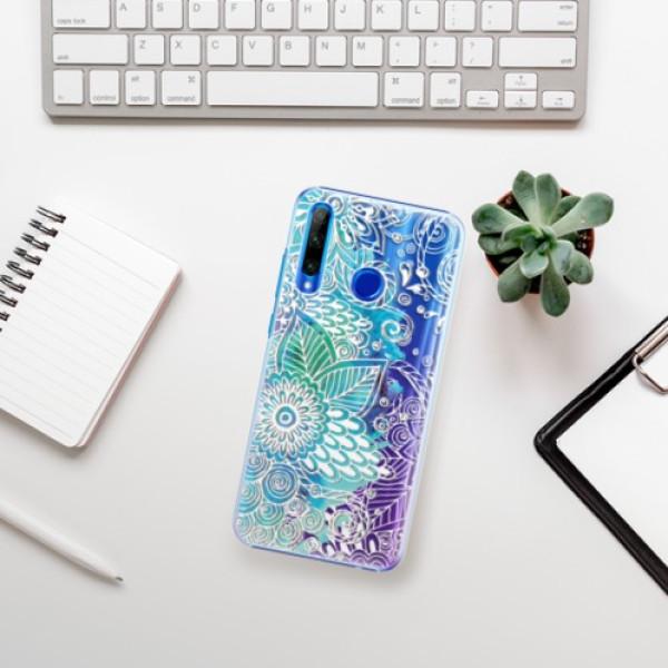 Plastové pouzdro iSaprio - Lace 03 - Huawei Honor 20 Lite