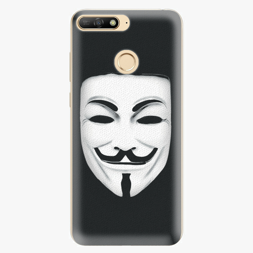 Plastový kryt iSaprio - Vendeta - Huawei Y6 Prime 2018