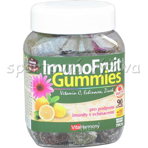 Imunofruit gummies 100 tablet