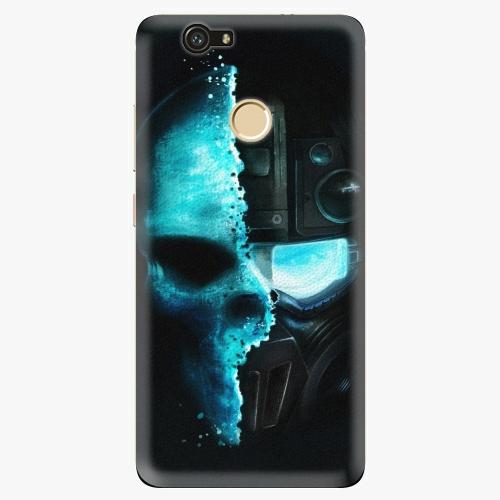 Plastový kryt iSaprio - Roboskull - Huawei Nova