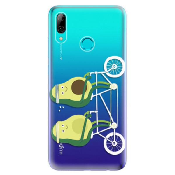 Odolné silikonové pouzdro iSaprio - Avocado - Huawei P Smart 2019