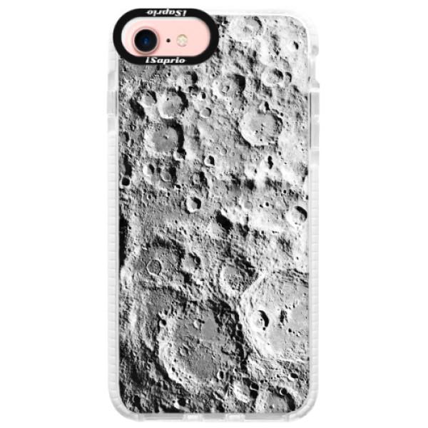 Silikonové pouzdro Bumper iSaprio - Moon Surface - iPhone 7