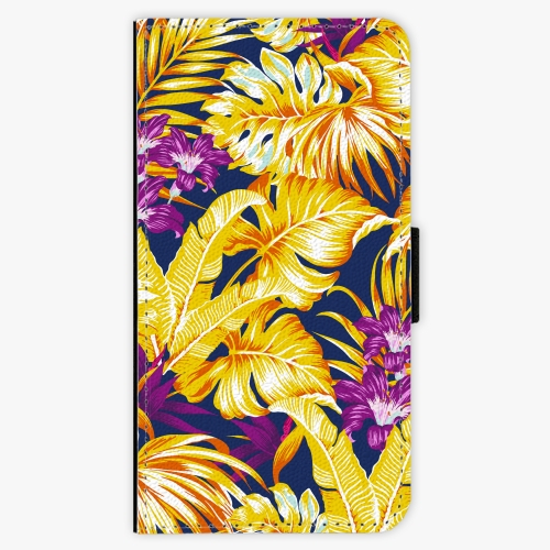 Flipové pouzdro iSaprio - Tropical Orange 04 - Samsung Galaxy J7 2016