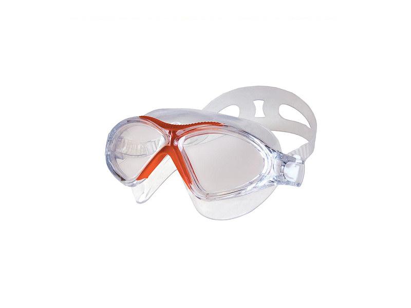 VISTA Plavecké brýle průhledné-pruhledne-s-oranzovym