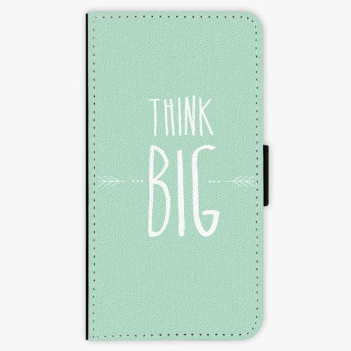 Flipové pouzdro iSaprio - Think Big - Lenovo Moto G5