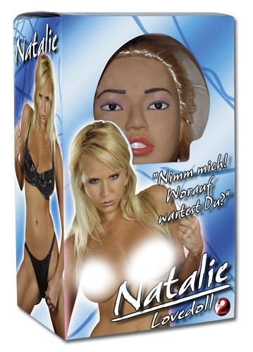 Nafukovací panna Natalie