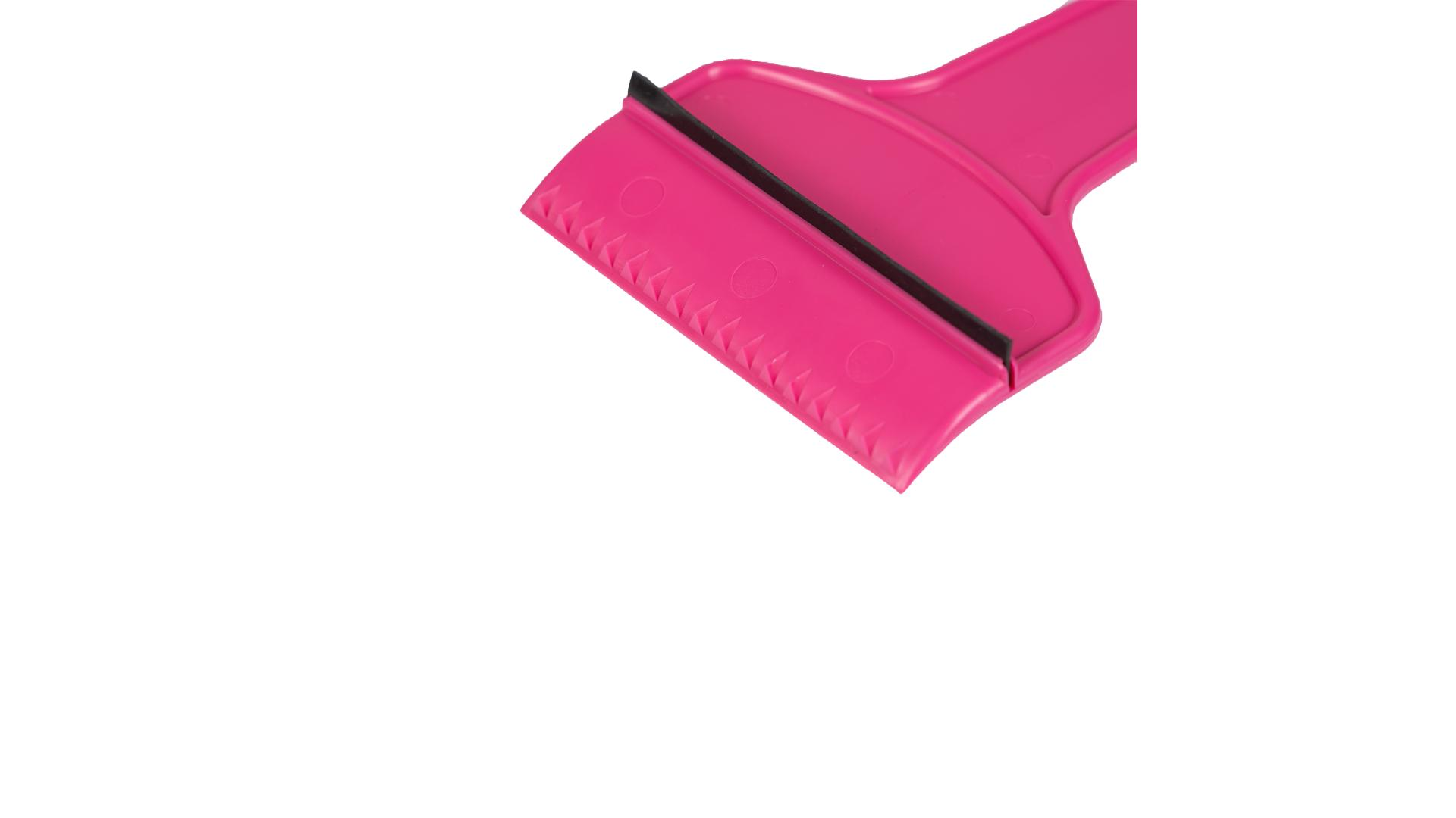 Škrabka s gumou MIX barev