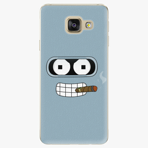 Plastový kryt iSaprio - Bender - Samsung Galaxy A3 2016