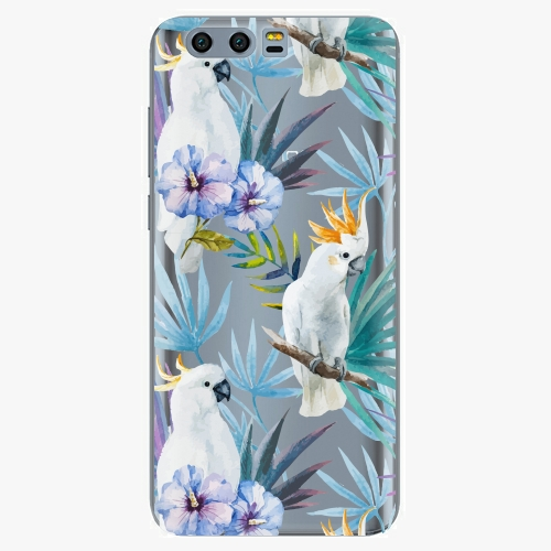 Plastový kryt iSaprio - Parrot Pattern 01 - Huawei Honor 9