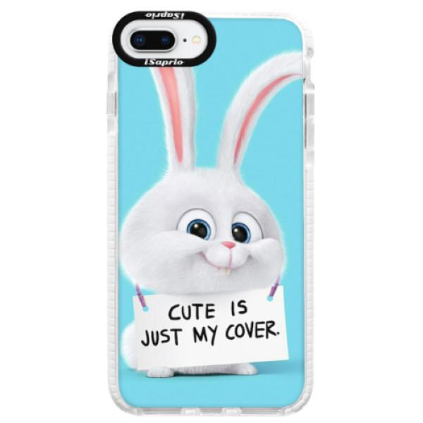 Silikonové pouzdro Bumper iSaprio - My Cover - iPhone 8 Plus