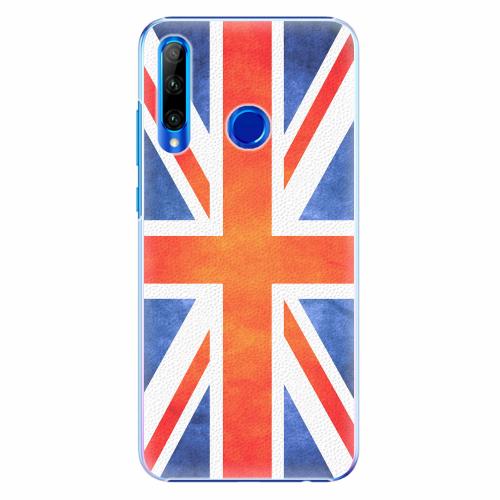 Plastový kryt iSaprio - UK Flag - Huawei Honor 20 Lite