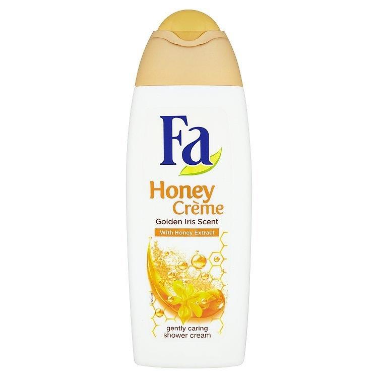 Honey Crème Golden Iris sprchový krém 250 ml