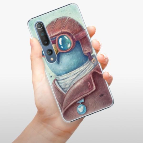 Plastové pouzdro iSaprio - Pilot twitter - Xiaomi Mi 10 / Mi 10 Pro