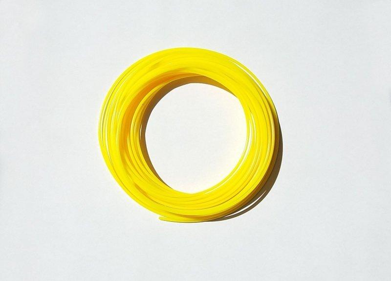 Náplně do 3D pera - žlutá