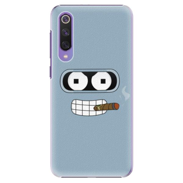 Plastové pouzdro iSaprio - Bender - Xiaomi Mi 9 SE