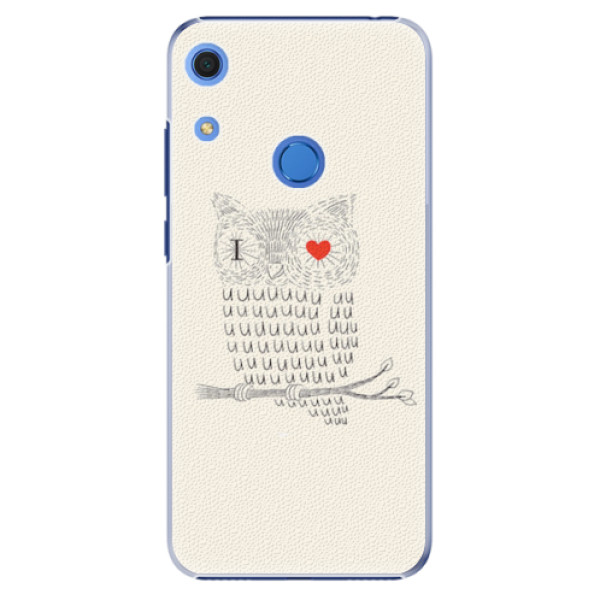 Plastové pouzdro iSaprio - I Love You 01 - Huawei Y6s