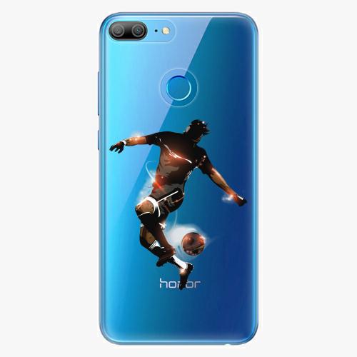 Plastový kryt iSaprio - Fotball 01 - Huawei Honor 9 Lite