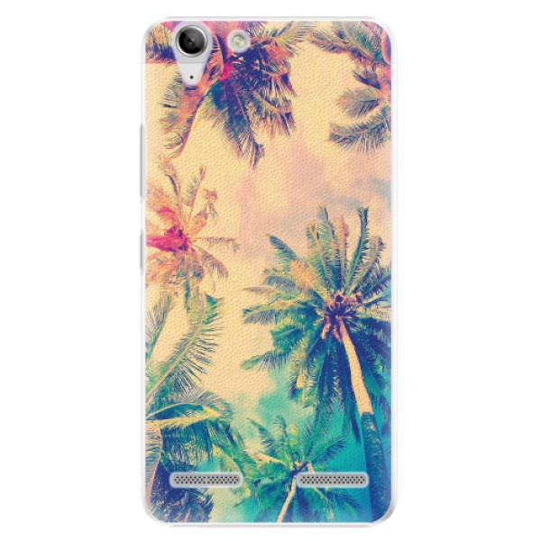Plastové pouzdro iSaprio - Palm Beach - Lenovo Vibe K5