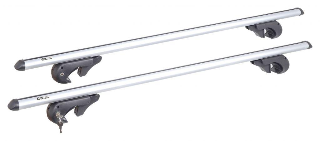 Příčný nosník zamykací hliníkový - 120 cm