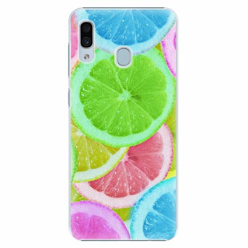 Plastový kryt iSaprio - Lemon 02 - Samsung Galaxy A30