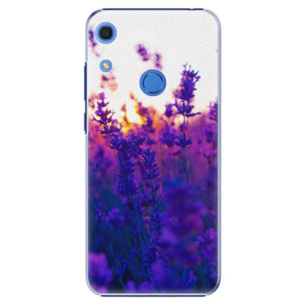 Plastové pouzdro iSaprio - Lavender Field - Huawei Y6s