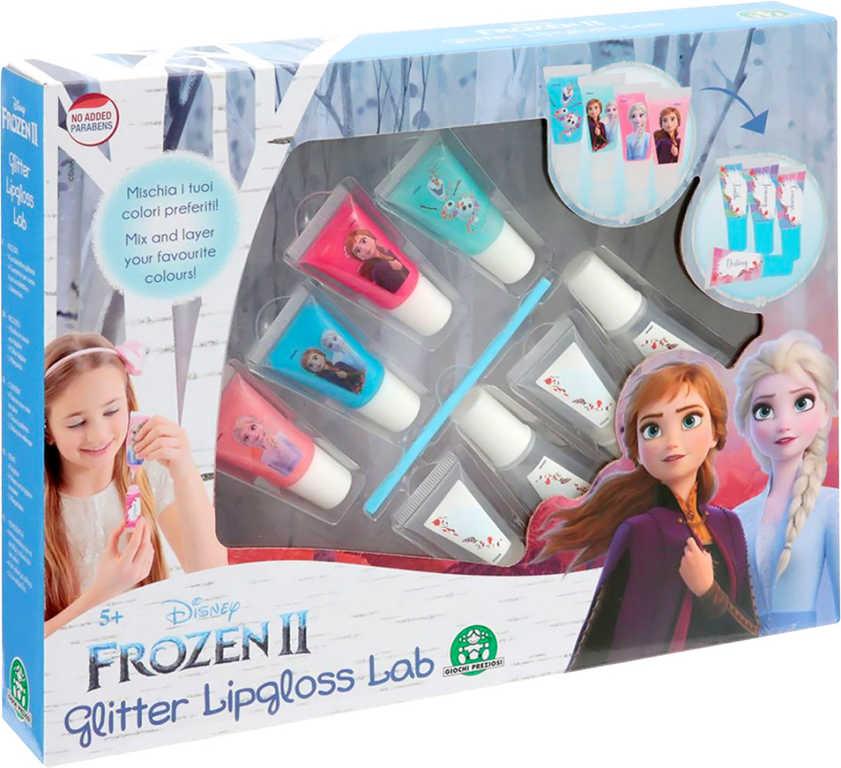 EP Line Kreativní set výroba lesků na rty Frozen 2 (Ledové Království)