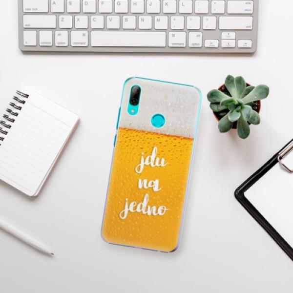 Plastové pouzdro iSaprio - Jdu na jedno - Huawei P Smart 2019