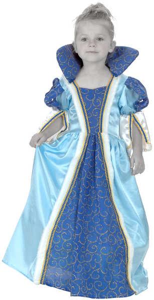 KARNEVAL Šaty Princezna /92-104cm/ KOSTÝM