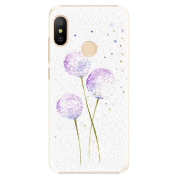Plastové pouzdro iSaprio - Dandelion - Xiaomi Mi A2 Lite