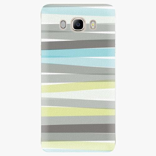 Plastový kryt iSaprio - Stripes - Samsung Galaxy J7 2016