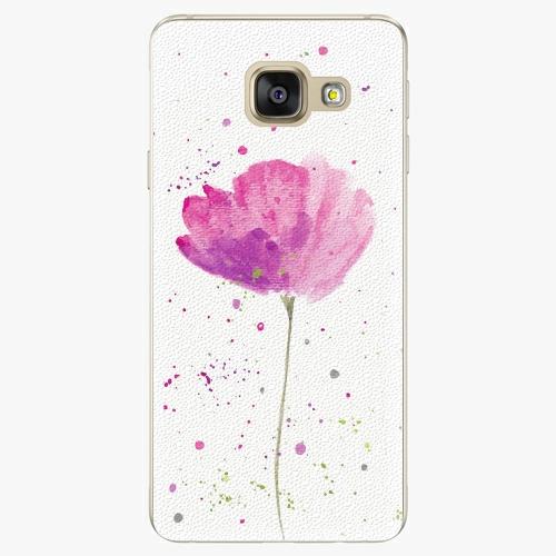 Plastový kryt iSaprio - Poppies - Samsung Galaxy A5 2016