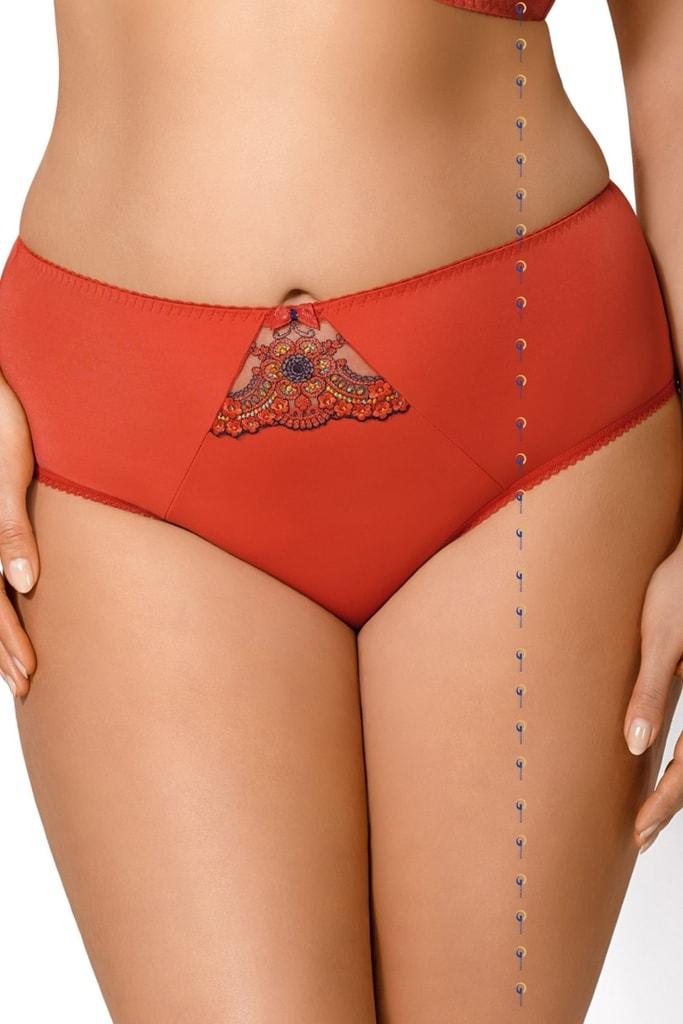 Dámské kalhotky K-377 Campari - L